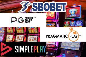 เกมส์สล๊อตใน Sbobet